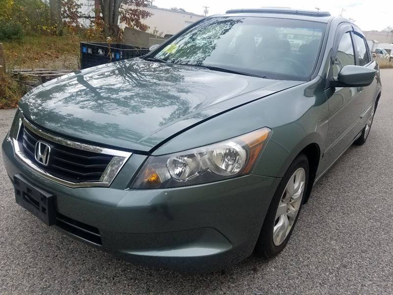 2009 Honda Accord For Sale At Intelly Motors In Braintree MA