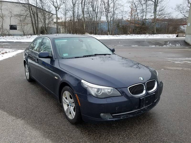 2009 BMW 5 Series For Sale At Intelly Motors In Braintree MA