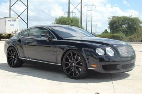 2006 Bentley Continental GT for sale in Miami, FL