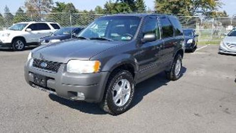 2004 Ford Escape for sale in Philadelphia, PA
