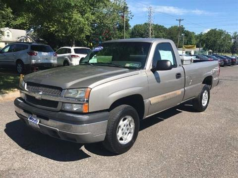 2003 Chevrolet Silverado 1500 for sale in Philadelphia, PA