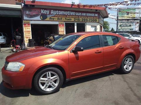 2008 Dodge Avenger for sale in Philadelphia PA
