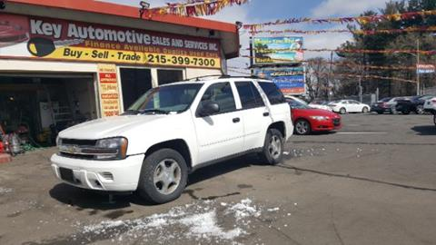 2007 Chevrolet TrailBlazer for sale in Philadelphia PA