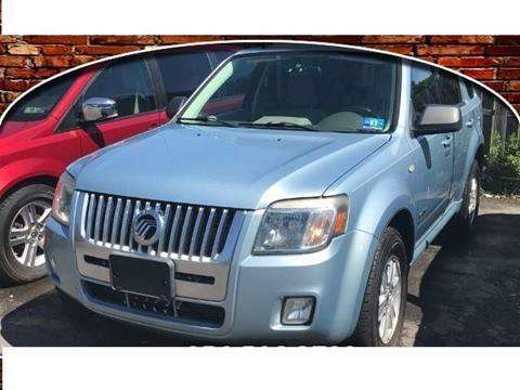 2008 Mercury Mariner for sale in Philadelphia PA