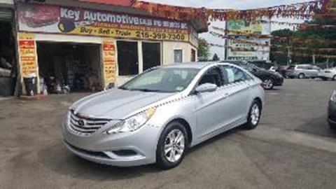 2012 Hyundai Sonata for sale in Philadelphia, PA
