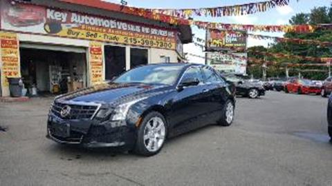 2013 Cadillac ATS for sale in Philadelphia, PA