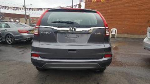 2016 Honda CR-V for sale in Philadelphia, PA