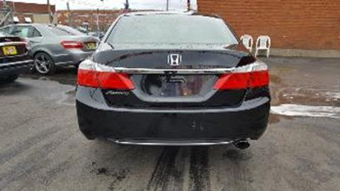 2014 Honda Accord for sale in Philadelphia PA