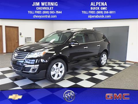 2017 Chevrolet Traverse for sale in Gaylord MI