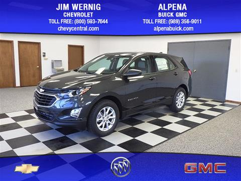 2018 Chevrolet Equinox for sale in Gaylord MI