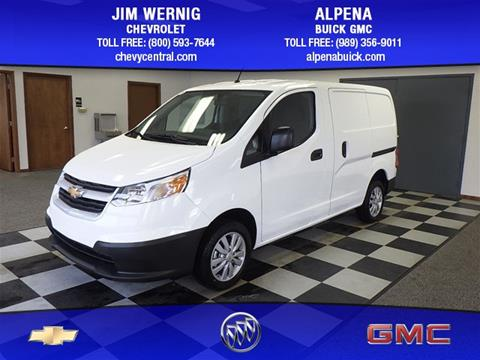 2017 Chevrolet City Express Cargo for sale in Gaylord MI