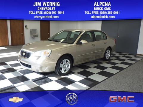 2006 Chevrolet Malibu for sale in Gaylord MI