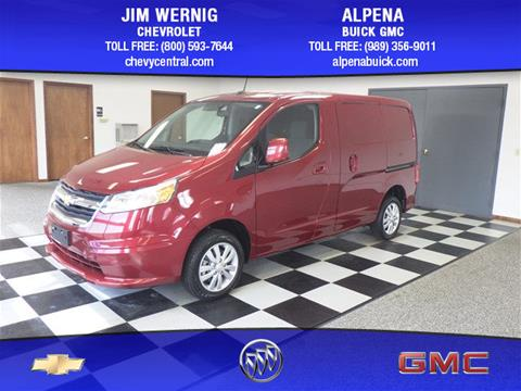 2015 Chevrolet City Express Cargo for sale in Gaylord MI