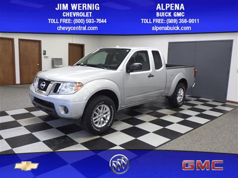 2014 Nissan Frontier for sale in Gaylord MI