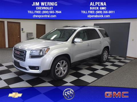 2013 GMC Acadia for sale in Gaylord MI