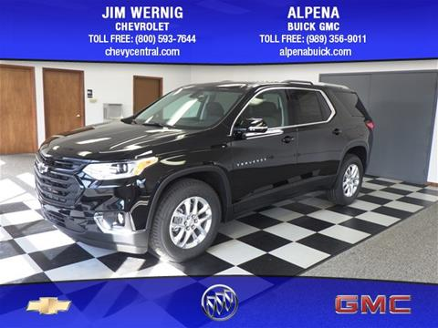 2018 Chevrolet Traverse for sale in Gaylord, MI