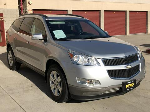2012 Chevrolet Traverse for sale at Dyno Auto in Yorba Linda CA