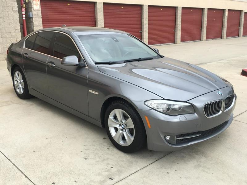 2011 BMW 5 Series for sale at Dyno Auto in Yorba Linda CA