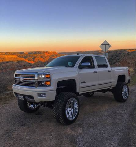 2014 Chevrolet Silverado 1500 High Country In Amarillo, TX ...