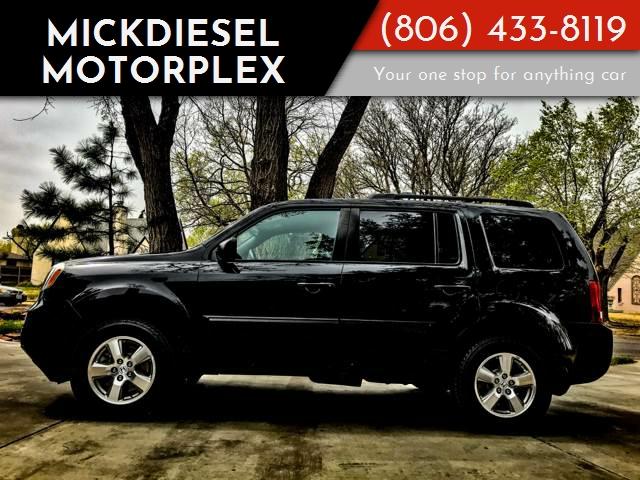 2013 Honda Pilot For Sale At Mickdiesel Motorplex In Amarillo TX