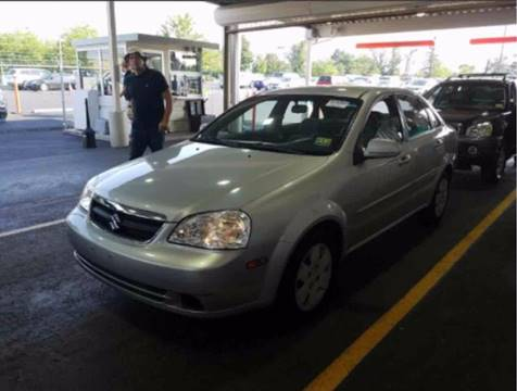 2007 Suzuki Forenza for sale in Delran NJ