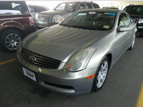 2003 Infiniti G35 for sale in Delran NJ