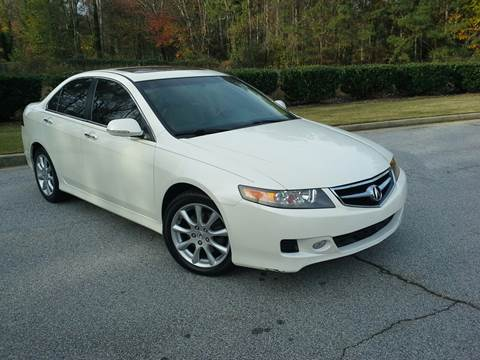 2008 Acura TSX for sale at Msinco's Auto Broker in Snellville GA