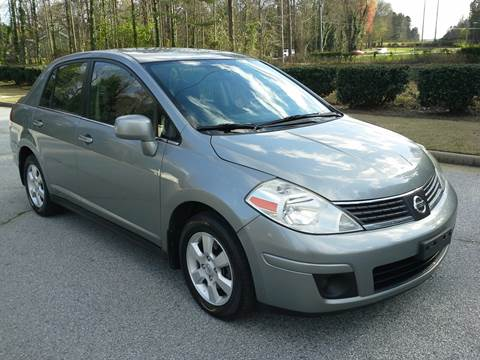 2007 Nissan Versa for sale at Msinco's Auto Broker in Snellville GA