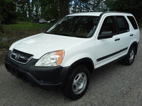 2002 Honda CR-V for sale at Msinco's Auto Broker in Snellville GA