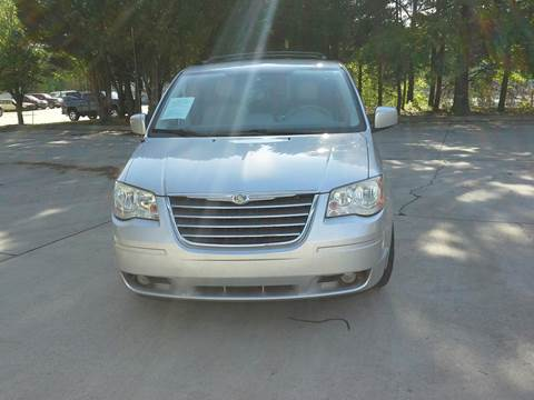 2009 Chrysler Town and Country for sale at Msinco's Auto Broker in Snellville GA
