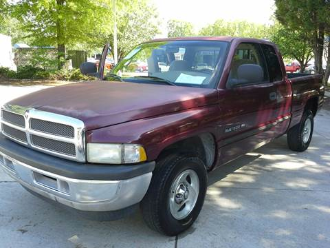 2001 Dodge Ram Pickup 1500 for sale at Msinco's Auto Broker in Snellville GA