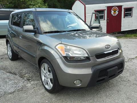 2010 Kia Soul for sale at Msinco's Auto Broker in Snellville GA