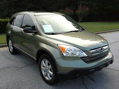 2007 Honda CR-V for sale at Msinco's Auto Broker in Snellville GA