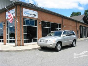 2001 Toyota Highlander for sale in Durham, NC