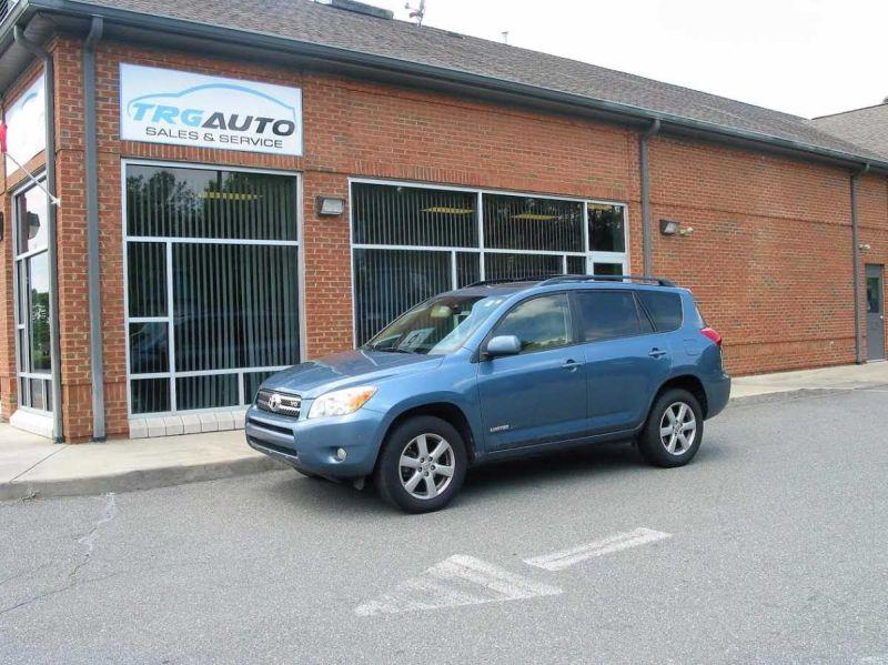 2008 Toyota RAV4 for sale at TRG Auto Sales in Durham NC