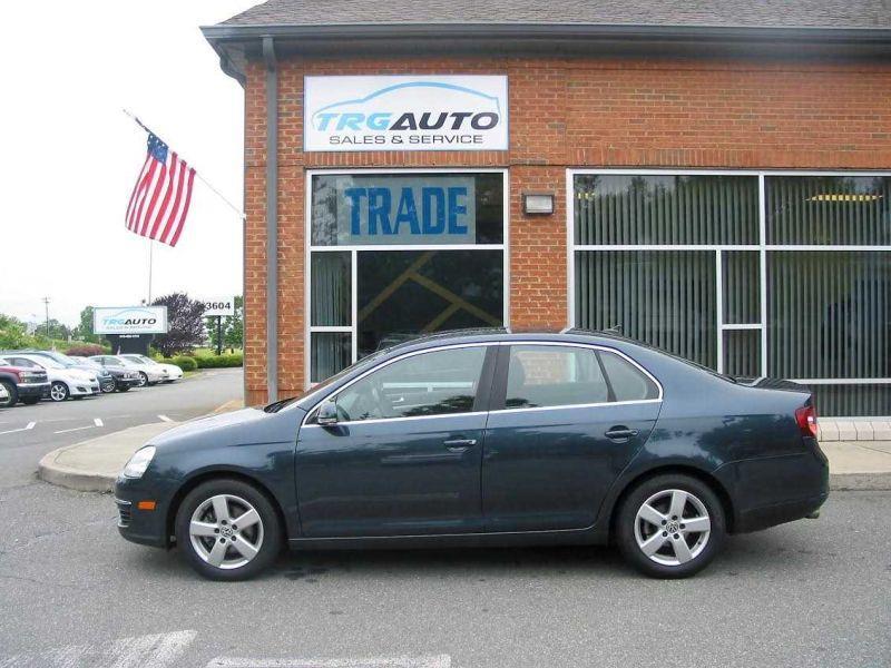 2008 Volkswagen Jetta for sale at TRG Auto Sales in Durham NC