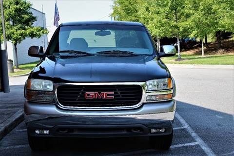 2000 GMC Sierra 1500 for sale at TRG Auto Sales in Durham NC
