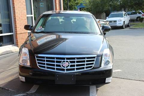 2011 Cadillac DTS for sale at TRG Auto Sales in Durham NC