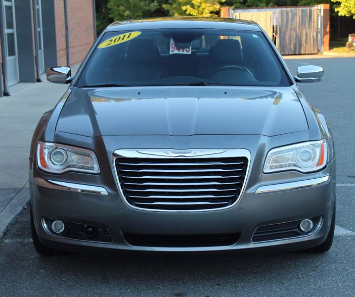 2011 Chrysler 300 for sale at TRG Auto Sales in Durham NC