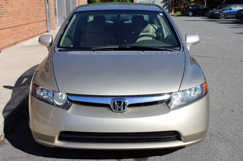 2008 Honda Civic for sale at TRG Auto Sales in Durham NC