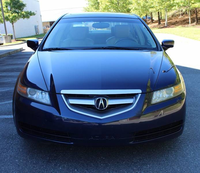 2006 Acura TL for sale at TRG Auto Sales in Durham NC