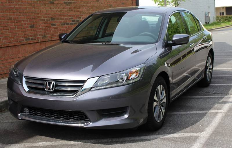 2015 honda accord lx in durham nc trg auto sales service. Black Bedroom Furniture Sets. Home Design Ideas