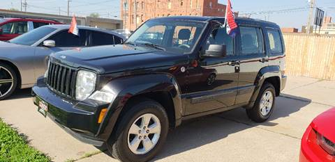 2012 Jeep Liberty for sale in Hastings, NE