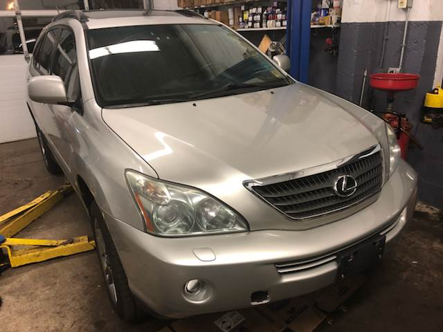 2006 Lexus RX 400h For Sale At DOCTOR AUTO, LLC In North Chelmsford MA