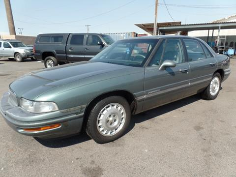 2003 buick lesabre blue book price