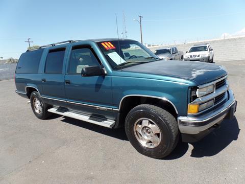 1995 Chevrolet Suburban for sale in Phoenix, AZ