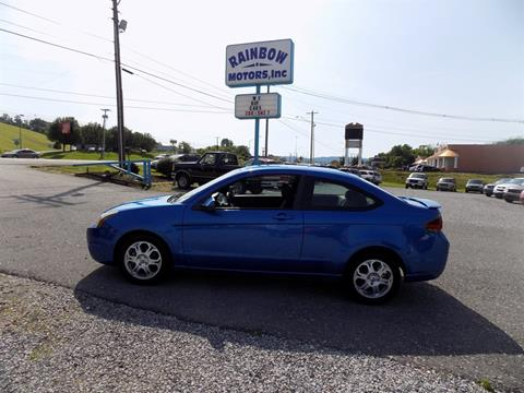2010 Ford Focus for sale in Kingsport, TN