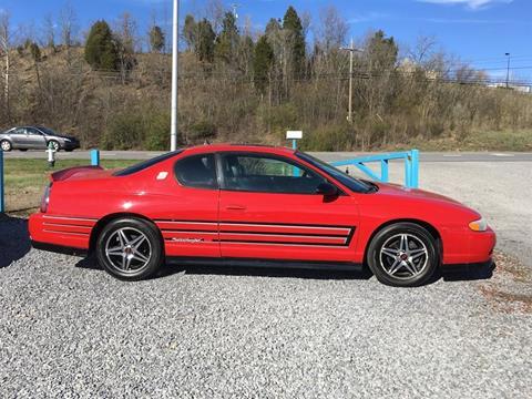 Chevrolet Monte Carlo For Sale Carsforsale Com