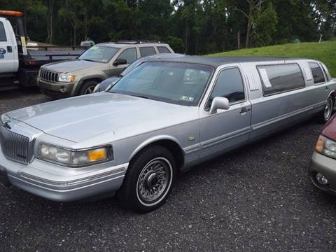 1996 Lincoln Town Car for sale in Landisburg PA