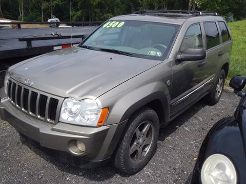 2005 Jeep Grand Cherokee for sale in Landisburg PA